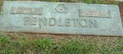 Ada Collins Pendleton (1898-1969) - Find A Grave Memorial