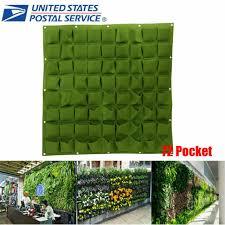 nktm vertical wall garden planter multi