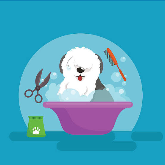 Image result for Dog Grooming clipart""