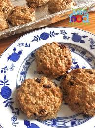 sugar free applesauce cookies the