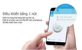 Ổ cắm điện wifi hẹn giờ bật tắt tự động điều khiển từ xa broadlink sp mini  3 giá sỉ - giá bán buôn | cửa hàng Thế Giới Sáng Tạo