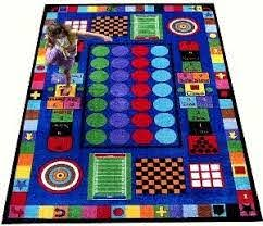 Kids Game Rug Awesome For A Play Room Classroom Rug Kids Rugs Classroom Carpets