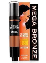 mega bronze tan boosting powder bronzer