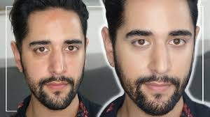 men s natural everyday makeup tutorial