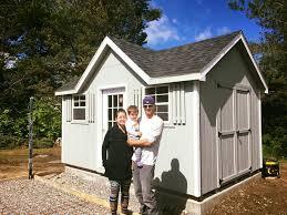 sheds ottawa built delivered