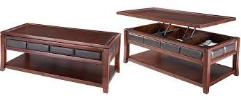 standard coffee table height choosing