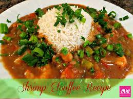 Shrimp Etouffee Recipe - Mommy Week™