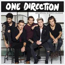 1d s official calendar 2016 one