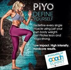 chalene johnson s piyo workout