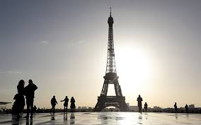 eiffel tower may have been target