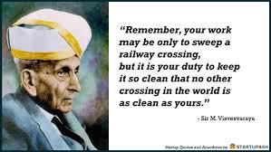 sir m visvesvaraya quotes in kannada google search