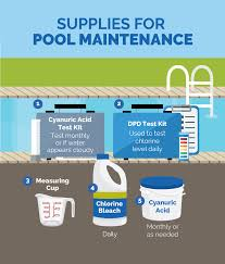 how to balance your pool with bleach
