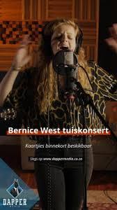 Bernice West: Nuwe lieflingkind van Afrikaanse musiek | Maroela Media