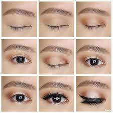 natural eye makeup brown eyes