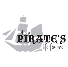 Pirate S Life Ship Wall Quotes Decal Wallquotes Com