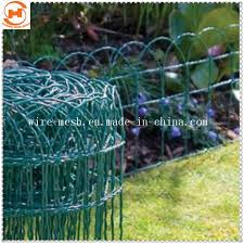 China Flower Garden Border Fence Wire Mesh Fence China Garden Fence Border Fence