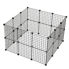 Jyyg Small Pet Pen Bunny Cage Dogs Playpen Indoor Out Door Animal Fence Puppy Guinea Pigs Dwarf Rabbits Pet Buy Products Online With Ubuy India In Affordable Prices B0813db9kd