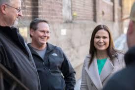 Abby Finkenauer Talks About Priorities, If Elected | Iowa Public Radio