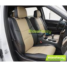 luxurious art leather seat cover