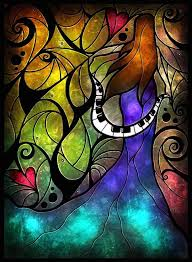 fevicryl glass painting designs arte