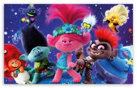 trolls world tour 2020 ultra hd