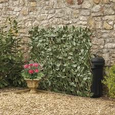 Expandable Artificial Hedge Trellis Ivy 1 X 2m Garden Gear