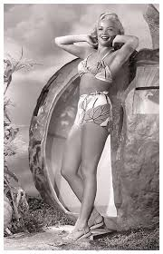 sexy myrna dell actress pin up photo postcard - - Buy Photos and postcards  of actors and actresses at todocoleccion - 55001012