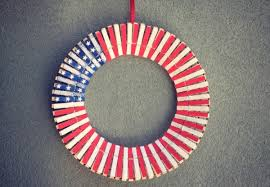 27 clothespin wreath ideas the funky