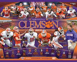free clemson tiger football