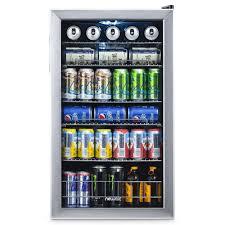 can freestanding beverage cooler fridge