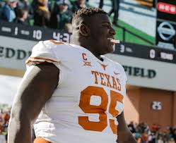 """Justin Wells on Twitter: """"Texas DT Poona Ford signs an UDFA with the  Seattle Seahawks. #HookEm… """""""