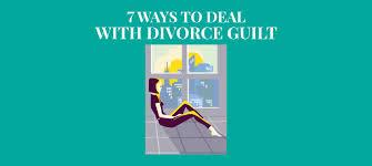 divorce guilt