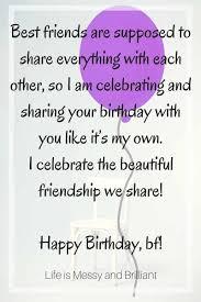 quote special message happy birthday best friend