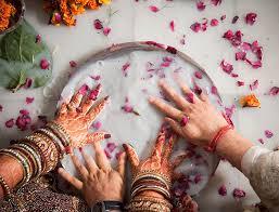 8 punjabi wedding games for the bride