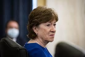 Trump-Backed Collins Trails Obama-Endorsed Gideon in Maine Senate Race