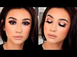 easy halo eye makeup tutorial spring