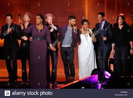 Oprah Winfrey, Usher, Aretha Franklin, Will Smith, and Tom Cruise ...