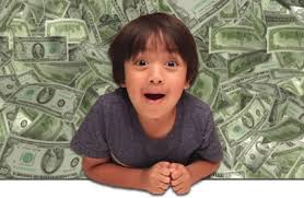 a seven year old kid is making usd 22