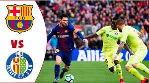 Барселона - Хетафе Обзор Матча Ла лига 15.02.2020 - YouTube