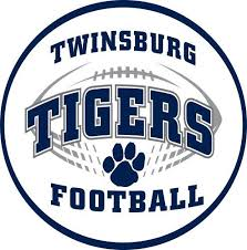 29 Twinsburg Football 5 Inch Choice Of Magnet Or Car Decal Rdp Sports Plus