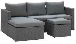 argos home rattan effect reversible