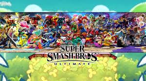 super smash bros ultimate everyone