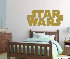 Star Wars Wall Decal Vinyl Decor Wall Decal Customvinyldecor Com