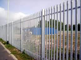 Security Fencing For Prevention Of Unwanted Access