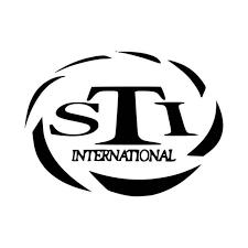 Sti International Firearms Vinyl Decal Sticker