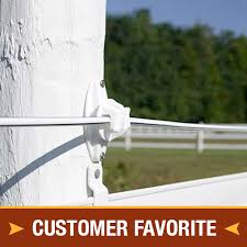 Shockline Flex Fence Electric Coated Wire Ramm Horse Fencing Stalls