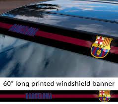 Mls Soccer Sports Fan Apparel Souvenirs Fc Barcelona Auto Decal Sports Fan Apparel Souvenirs Mls Soccer