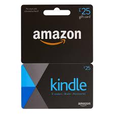 amazon kindle 25 gift card wilko