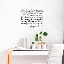 Luckkyy Imperfection Is Beauty Marilyn Monroe Wall Sticker Quote Decal Quote For Sale Online Ebay