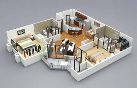 house floor plan by ranch plans bedroom